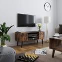 Meuble TV Rustique Style Moderne vintage du Milieu du siècle