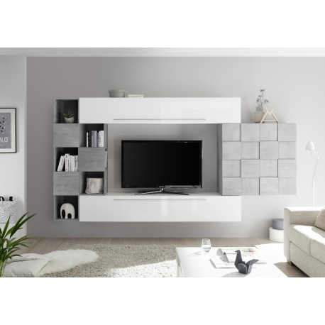 Meuble TV complet INFINITY V