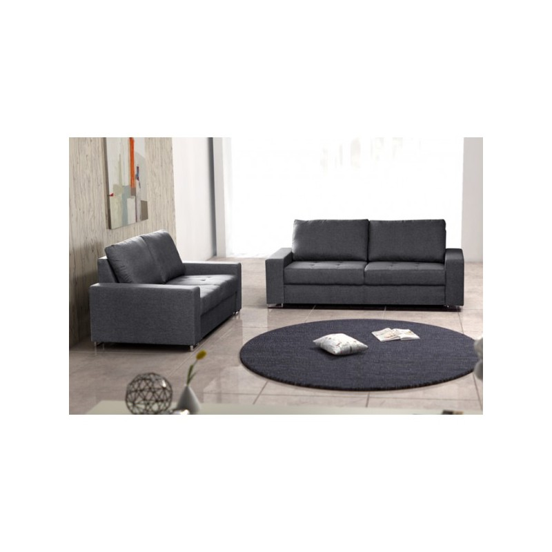 canap droit coffee ensemble 2 places 3 places fauteuil moderne. Black Bedroom Furniture Sets. Home Design Ideas