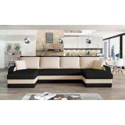 Canapé d'angle en U CHRIS