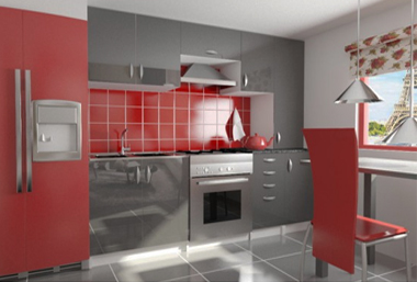 gallery of cuisine slider with cuisines pas cher en allemagne. Black Bedroom Furniture Sets. Home Design Ideas