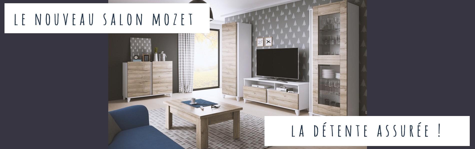 Nouveau salon / salle à manger MOZET